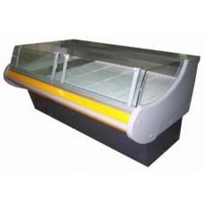 Витрина холодильная рыба на льду Двина CS 120 ВС fish