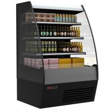 Холодильная горка Carboma 1600/875 ВХСп-1,0 ( тонированный стеклопакет)