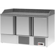 Стол холодильный для пиццы Polair TMi3pizza-G