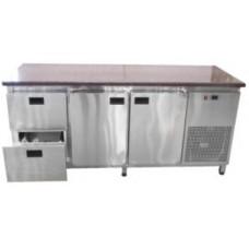 Стол холодильный Tehma 14656