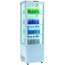 Шкаф холодильный EWT INOX RT215L