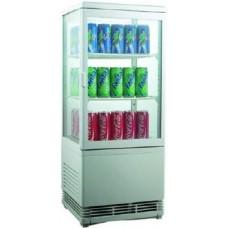 Шкаф холодильный EWT INOX RT58L