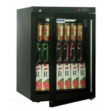 Шкаф холодильный Polair DM 102 Bravo черный