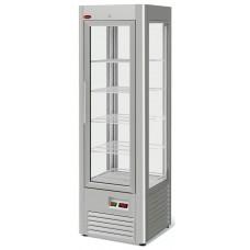 Кондитерский холодильный шкаф Veneto RS-0,4 МХМ нержавейка