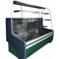 Витрина холодильная кондитерская ВХК Орбита 2,0 Д выгнутое стекло