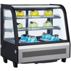 Настольная холодильная витрина EWT INOX RTW 105L