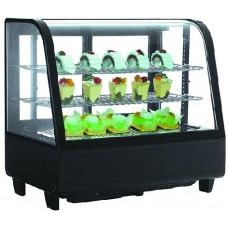 Настольная холодильная витрина EWT INOX RTW 100L