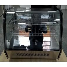 Настольная холодильная витрина EWT INOX RTW 120L