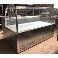 Холодильная витрина ВХСК Арктика КУБ 1.6 Айстермо