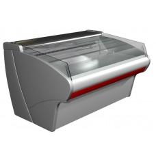 Витрина холодильная открытого типа ВХСо-1,25 Carboma (динамика)