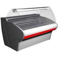 Витрина холодильная среднетемпературная ВХС 1,25 Carboma