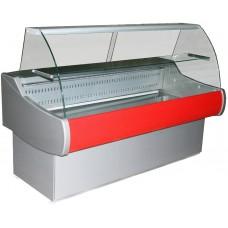 Витрина холодильная среднетемпературная ВХС 1,0 Полюс ЭКО MINI