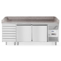 Стол холодильный для пиццы HENDI 232842