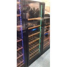 Шкаф винный FROSTY H120D двухзонный