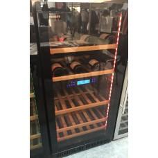 Шкаф винный FROSTY H80D двухзонный