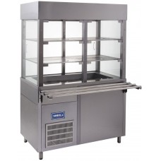 Кондитерская витрина холодильная Кий-В ВХК-1200
