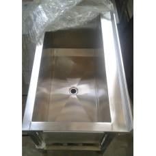 Ванна моечная (котломойка) 100х60х40