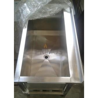 Ванна моечная (котломойка) 110х60х45