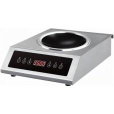 Плита индукционная EWT INOX WOK AMCD108W