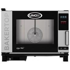 Печь пароконвекционная UNOX XEBC-04EU-E1R