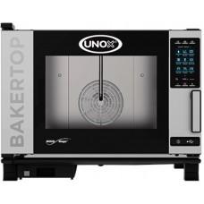 Печь пароконвекционная UNOX XEBC-04EU-EPR