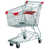 Тележки для супермаркета