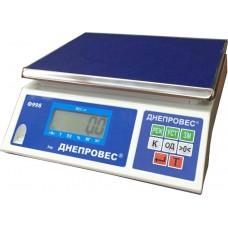 Весы фасовочные Днепровес ВТД-3 ФЛ
