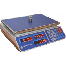 Весы торговые Днепровес ВТД-3 ЕЛ1 F902H-3EL1