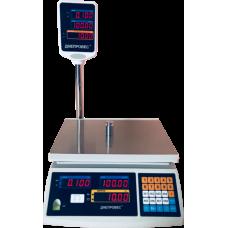 Весы торговые Днепровес ВТД-ЕД 3 кг