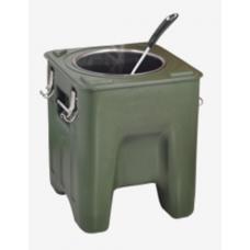 Термоконтейнер для первых блюд AVATHERM Waterbox 23 lt