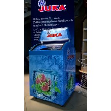 Ларь морозильный прикассовый JUKA M100V