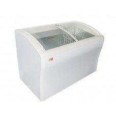Ларь морозильный CF378SС EWT INOX