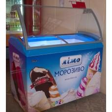 Витрина для мороженого JUKA M600SL