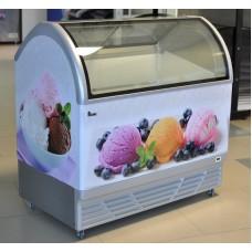 Витрина для мороженого JUKA M400Q
